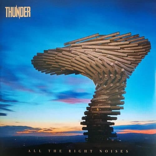 Thunder <br>All The Right Noises<br>2LP